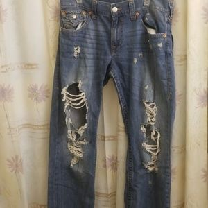 Men size 34 True Religions